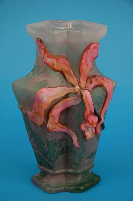 5_Galle-Vase-Cattleya