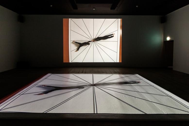 Bruce Nauman Fondation Cartier pour l'art contemporain. Mars 2015