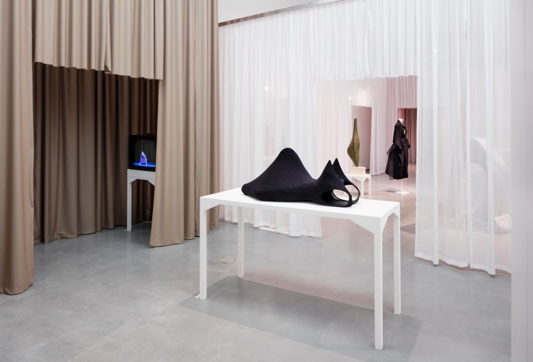 Installation shot of Disobedient Bodies JW Anderson curates The Hepworth Wakefield Photo Lewis Ronald. Courtesy The Hepworth Wakefield 7